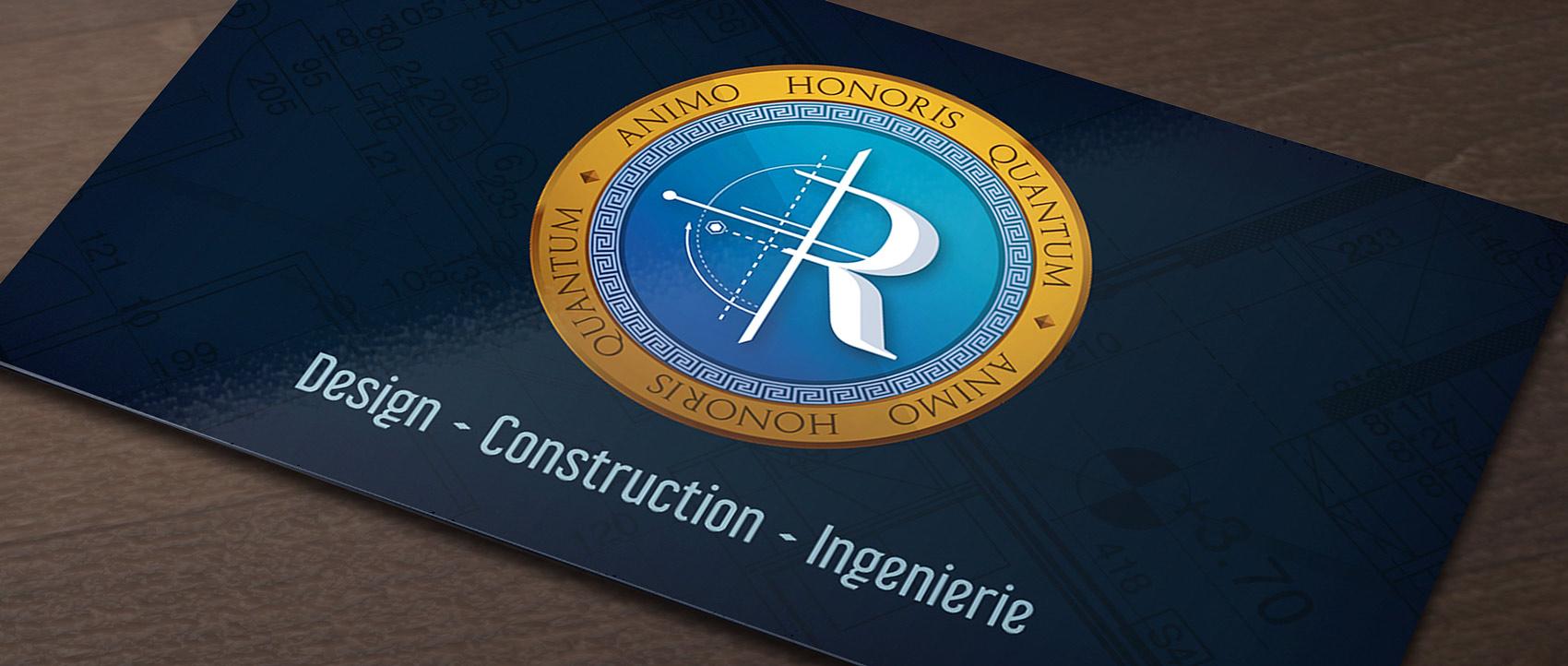 Création logo de BTP en Guadeloupe