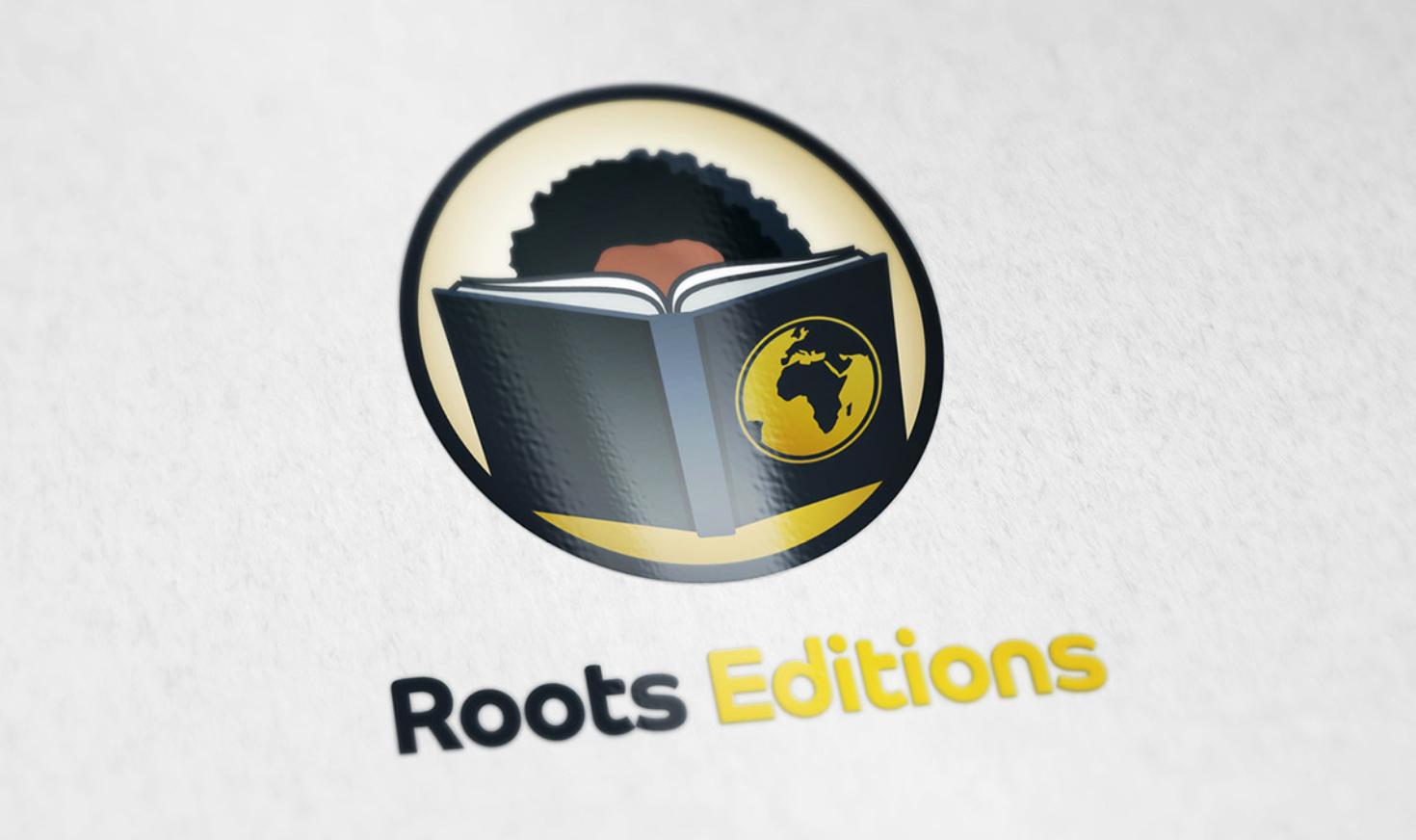 Création graphique pour Roots Editions